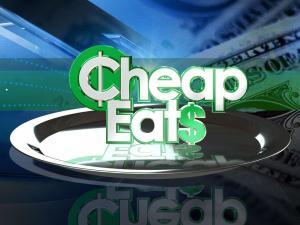 Cheap Eats Logo