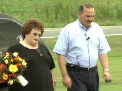 Greenville Businessman Helps Grieving Widow