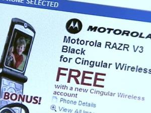 Two new cell phones that should have been free ended up costing a Raleigh woman $500.
