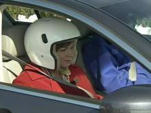 Behind the Wheel at the Consumer Reports' Auto Testing Facility
