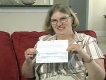Pam Hathaway, of Holly Springs, found she had $2,345 of unclaimed money in Kentucky.