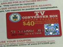 Digital TV coupons expiring too fast for some viewers