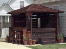 Hope Mills woman still without gazebo