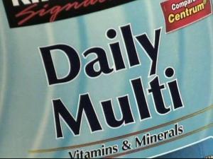 Consumer Reports test multivitamins