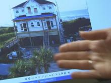 Couple's wedding soured by beach house bummer