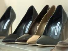 Designer shoes can cost hundreds or even thousands of dollars.