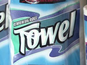 Paper towels, toilet paper and tissues are worth stocking up on