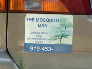 With cooler weather moving in, the pests are finally moving out. But more than a dozen people say they didn't get what they paid for after hiring the same mosquito control company to spray their yards over the summer. The Mosquito Man is now the center of a 5 On Your Side investigation.