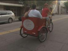 A romantic rickshaw ride was supposed to highlight the end of a wedding for a Raleigh couple. But the ride never showed, and the couple had to call 5 On Your Side to get their money back.