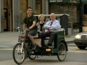 A rickshaw ride was supposed to be the romantic end to a wedding for a Raleigh couple. But the ride never showed, and the couple had to call 5 On Your Side to get their money back.