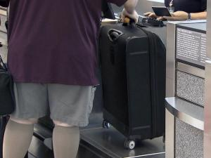 Airport scales can't always be trusted, said Jerry Butler, with the Standards Division of the North Carolina Department of Agriculture, so it's important to pack lightly and weigh bags at home.