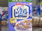 Blueberry packaged foods are often fruit fiction