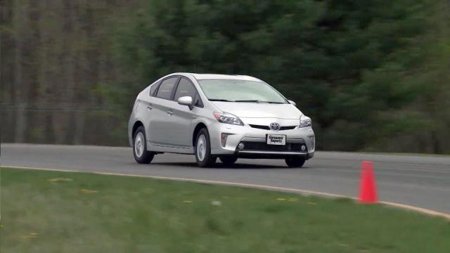 Toyota Prius best value list