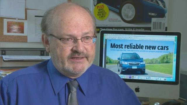 Rik Paul of Consumer Reports