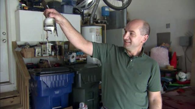 Some CFLs lack safety system to prevent fires