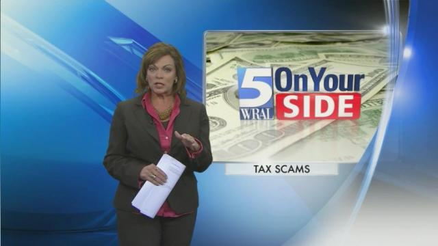 Scammers targeting, threatening tax payers