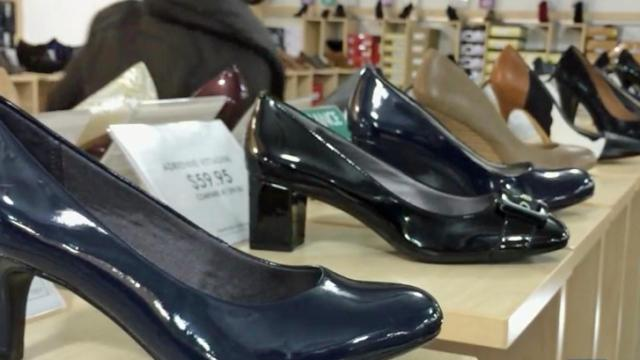 Flats, high heels to blame for most foot problems