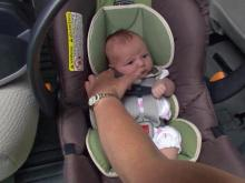 Study: Babies should be in rear-facing car seats for 2 years