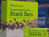 Which snack bars are the healthiest?