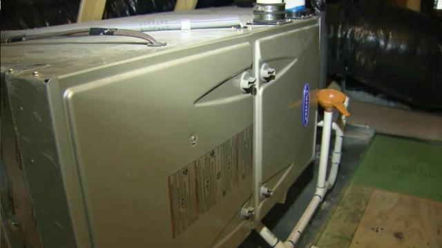 In all, 12 builders installed heaters that could not keep up with North Carolina's cold.  Dan Tingen, chairman of the North Carolina Building Code Council, said it is a case of the code not keeping up with new technology, and he promised a change.