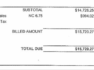 Yolanda Sinclair admits she didn't know how much it would cost to clean and air out her clothes and linens after her Garner home was struck by lightning and caught fire. She hardly expected a bill for $15,000.