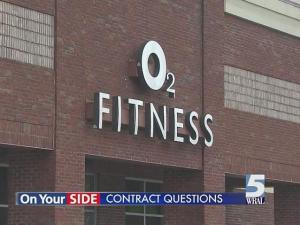 An 85-year-old Angier woman said she was pressured into pricey gym contract with O2 Fitness.