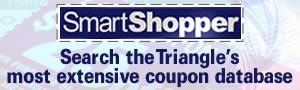 SmartShopper coupon database promo image