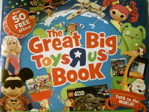Toys R Us Toy Book
