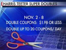 Super doubles equal big savings