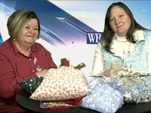 WRAL's Smart Shopper Faye Prosser and avid blogposter Nancy got together Friday and shared their tips for frugal holiday giving.