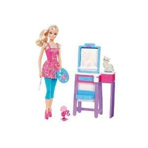 Barbie Playset