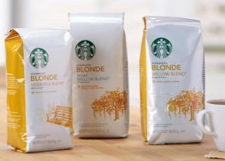 Starbucks Blonde Roast