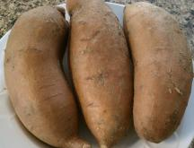 NC Sweet Potatoes