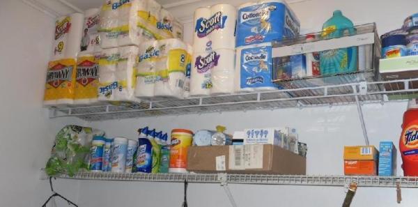 Nancy's stockpile #1