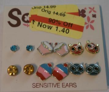 Kohl's earrings for 92% off!