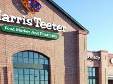 Harris Teeter store in Clayton, NC
