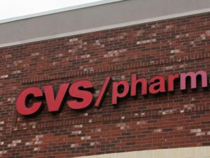 CVS sign wide