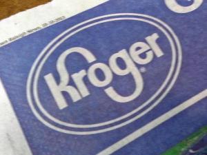 Kroger newspaper ad