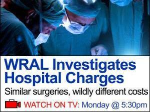 Hospital Charges Investigation