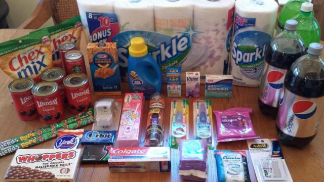 CVS purchases for FREE!