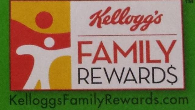 KelloggsFamilyRewards.com logo
