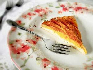 Diana's Mango Breakfast Kuchen