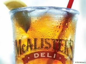 McAlister's Free Tea Day