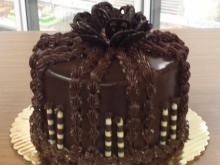 Publix Chocolate Ganache Cake tastes just as fabulous as it looks!
