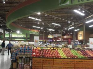 Publix Produce Department, Cary, NC