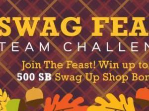 Swagbucks Swag Feast Team Challenge