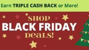 Swagbucks Black Friday Triple Cash Back!