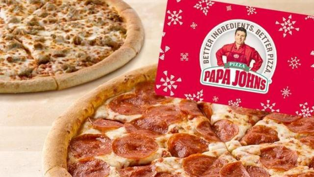 Papa John's Groupon offer