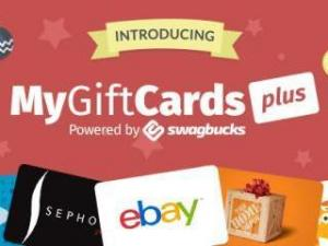 MyGiftCardsPlus Powered by Swagbucks
