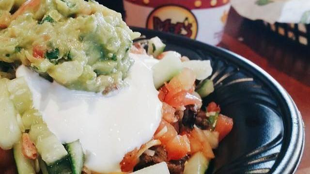Moe's Burrito Bowl